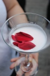 Cóctel de rosa de Hendricks
